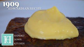 Béarnaise Sauce ◆ An Edwardian Recipe