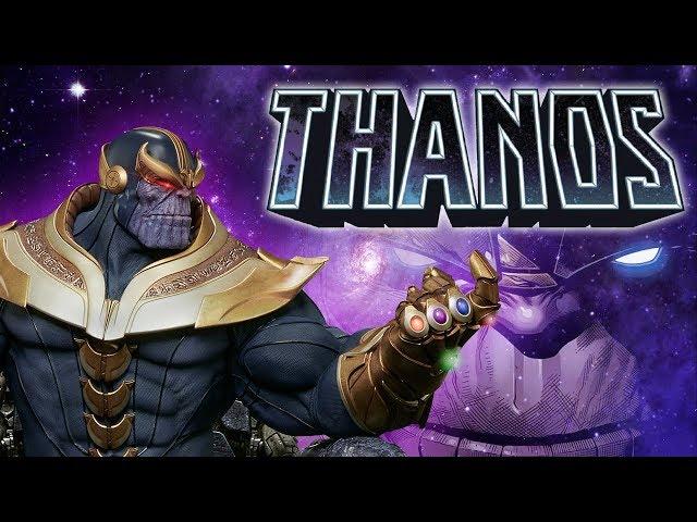 Le VRAI POUVOIR de THANOS !!!