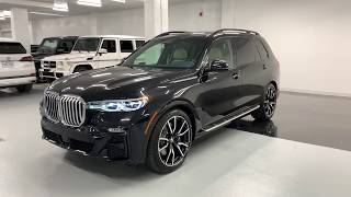 2019 BMW X7 xDrive40i Premium Excellence - Walkaround 4k