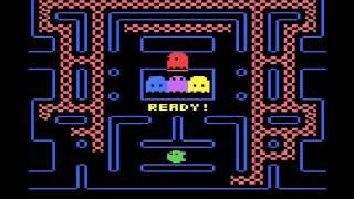 ATARI 7800 Munchman Texas OTHER FISH & GHOSTS OTHER PAC MAN PACMAN Hack 20130507