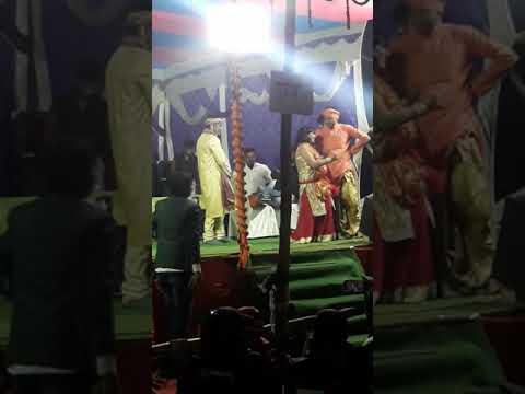 स्टेज शो (stage show) sajanwa hamro ke dharai da patna se kawano gadi.