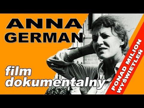 ANNA GERMAN - Film Biograficzny