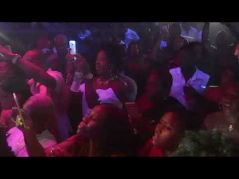 Alison Hinds Live @ Riddim-Don Magazine Labor Day Weekend Party  - Sept. 2nd 2016