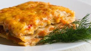 Классический рецепт лазаньи с фаршем и соусом бешамель Вкусная капустная лазанья