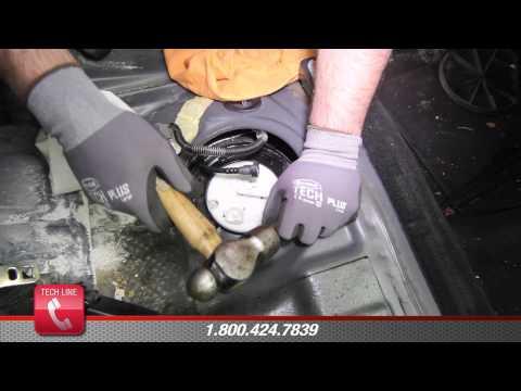 How to Install Fuel Pump Assembly E7210M in a 2008 - 2014 Dodge Avenger Chrysler Sebring