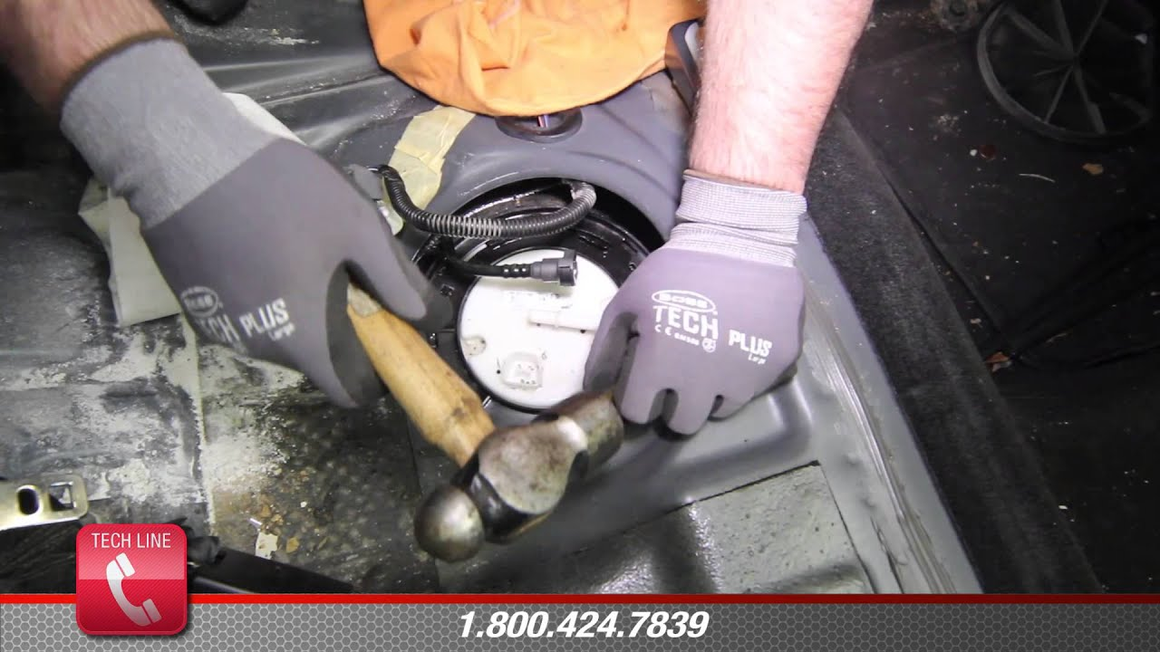 how to install fuel pump assembly e7210m in a 2008 2014 dodge avenger chrysler sebring [ 1280 x 720 Pixel ]