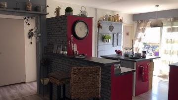 Appartement centre Aubière avec terrasse
