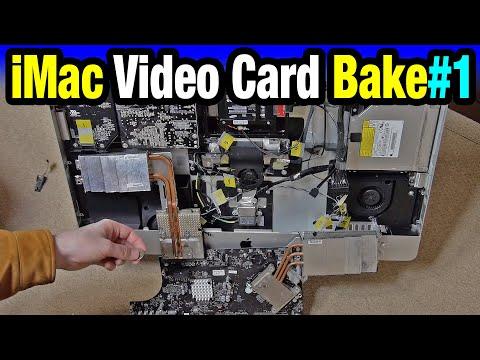 "Late 2009 iMac 27"" Video Card Repair — ATI Radeon HD 4850"