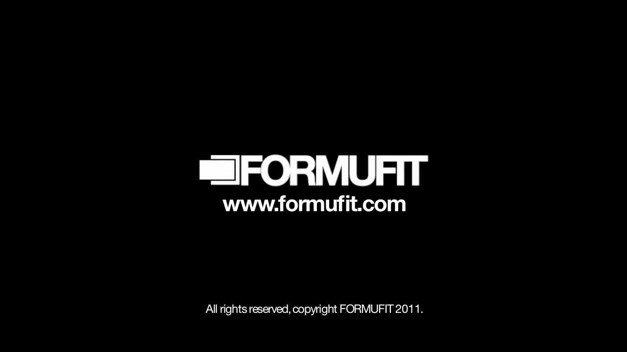 SketchUp Components — FORMUFIT