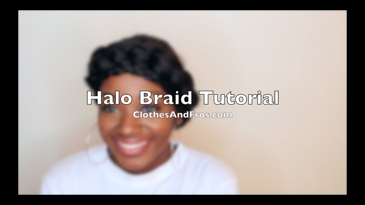 how to make a hair halo