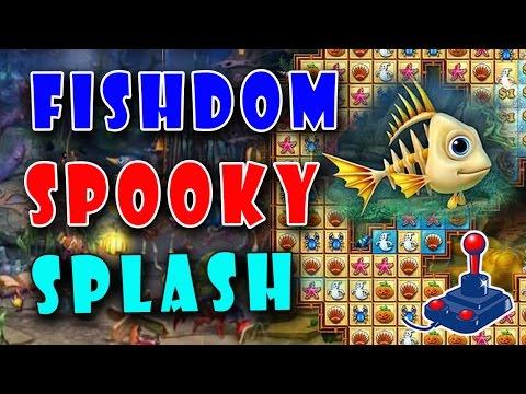 Fishdom Spooky Splash | Puzzle Games | FreeGamePick