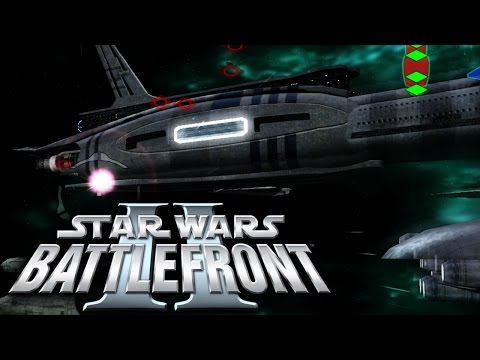 Space Battle - Star Wars Battlefront 2