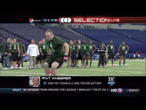 NFL Draft Recap - Pat Angerer