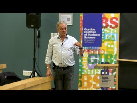 South African Post Office, CEO Mark Barnes On Easing The Backlog And SASSA