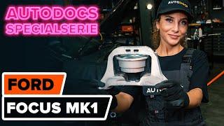 Hur byter man Bromsok FIAT 500X - steg-för-steg videoinstruktioner