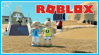THE UPIN IPIN AGAINST THE PHARAOH DEVIL!! (TIME TRAVEL ADVENTURES)-ROBLOX UPIN IPIN