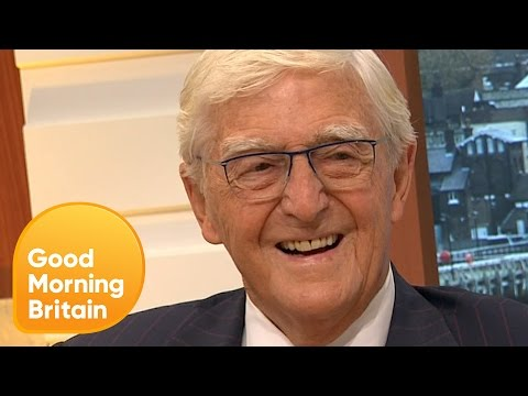 Michael Parkinson On Infamous Meg Ryan Interview | Good Morning Britain