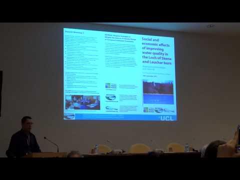 REFRESH Stakeholder Meeting at METU Ankara- Project Overview - Martin Kernan