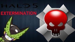 Extermination Regresó a Halo 5: Guardians