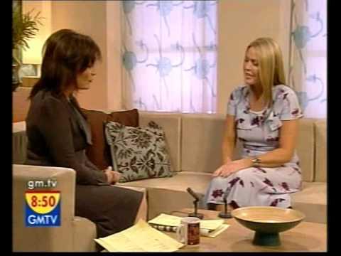Patsy Kensit - GMTV 29.01.2008