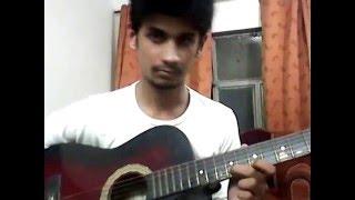 sohni dharti Allah rakhay with guitar