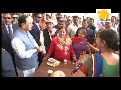 CM Vijay Rupani meets tourists at Statue of Unity, preview preparedness for PM visit Mp3