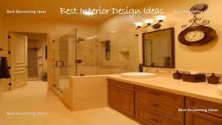 Jack and jill bathroom designs ideas   Stylish washroom & showering area picture