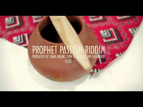 Prophet Passion Riddim Official Medley Produced By Tman & Jmp A Naxo Films  2019