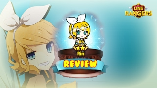 LINE RANGERS INDONESIA : REVIEW RIN