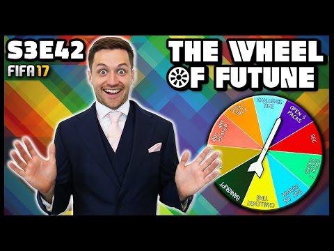 THE WHEEL OF FUTUNE! - S3E42 - Fifa 17 Ultimate Team