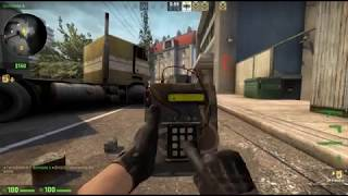 Part 2/2  Comp Practice with Bots on. Counter Strike: Global Offensive