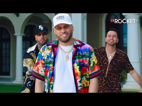 Смотреть клип Valentino X Nicky Jam X Justin Quiles - Tu Y Yo