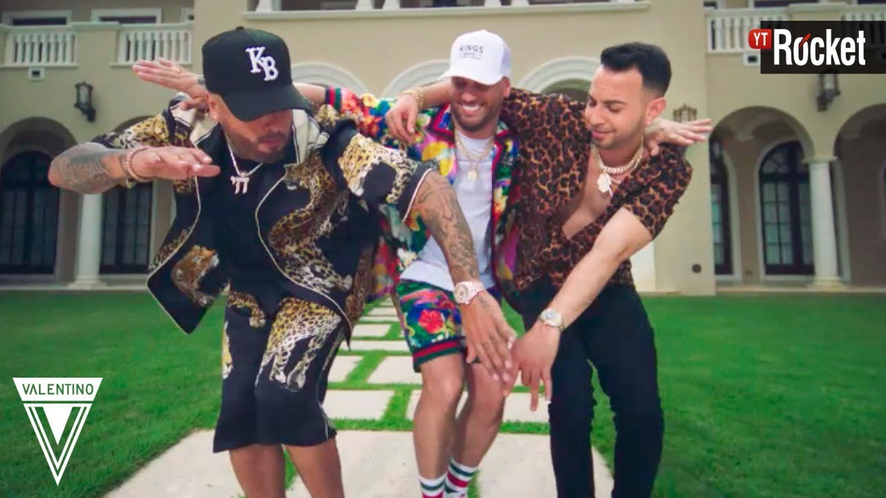 Download Tu Y Yo 💏 - Valentino X Nicky Jam X Justin Quiles