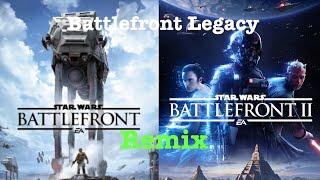 Star Wars Battlefront 1 and 2(The Battlefront Legacy) | Battlefront/All Games