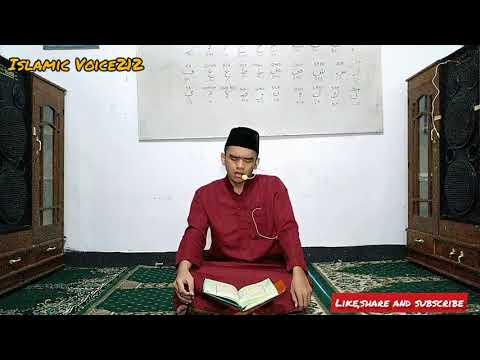 Tilawah pernikahan   surah An-Nisa' 1-2