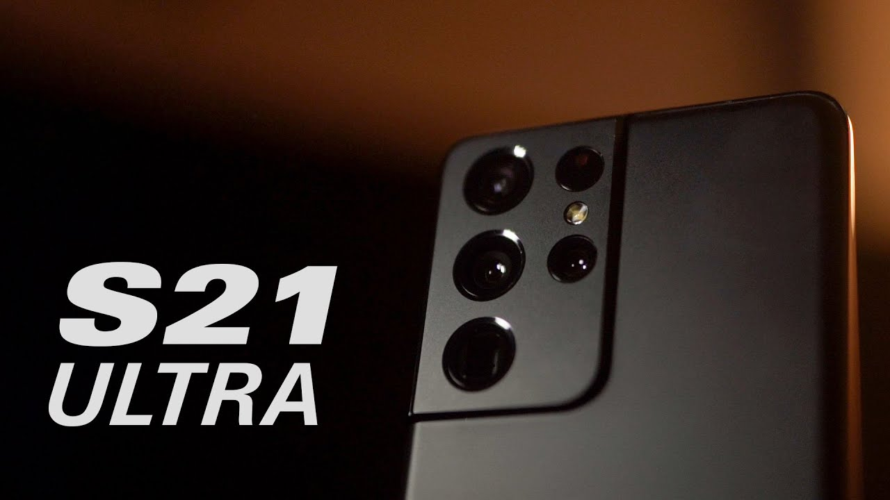   Sickest Camera EVER   Samsung S21 Unboxing & Impressions  