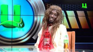 'Ghana Jesus' Membusem joins Akrobeto to present the REAL NEWS - S2 E39