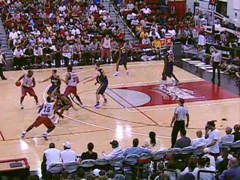 Danny Green And Christisan Eyenga Highlights Cavs Vs Lakers Sl Youtube