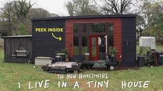 I Live In A Tiny House   The New Homesmiths   Apartment Therapy