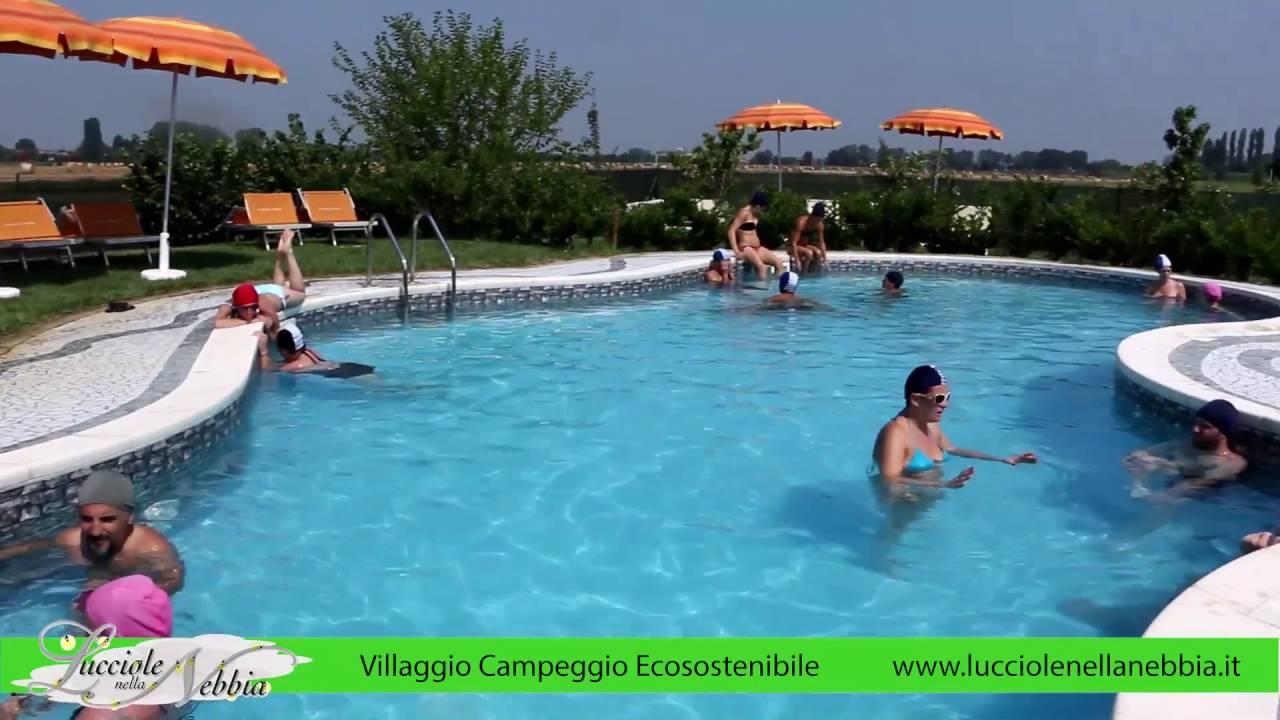 Villaggio campeggio con piscina ad acqua salata youtube - Piscina con acqua salata ...