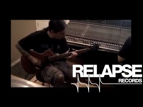 DEVOURMENT - 'Conceived in Sewage' In-Studio Episode #2: Guitar & Bass Tracking