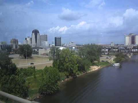 Downtown Shreveport, LA