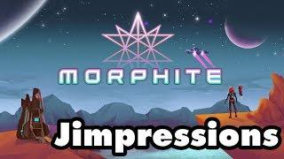 MORPHITE - No Man's Sky But Good