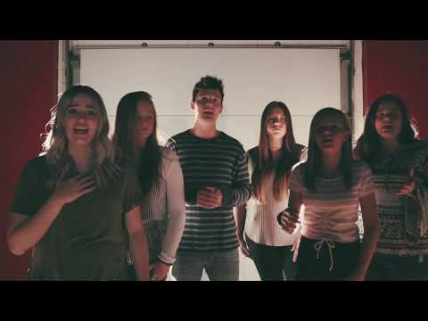 6 siblings sing You Are The Reason
