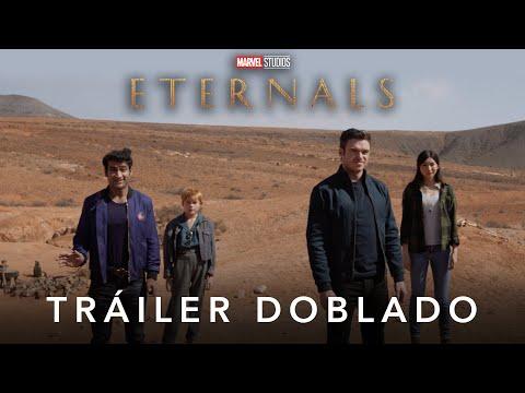 Eternals de Marvel Studios | Tráiler Oficial |Doblado