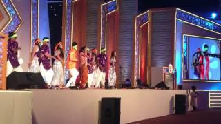 Ridy Sheikh feat. Eagles Dance Company (December 2016) | Dhakai Sharee | Niyoti Bengali Movie 2016