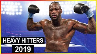 Boxing KO Kings with Most Brutal KO Ratio  - 2019