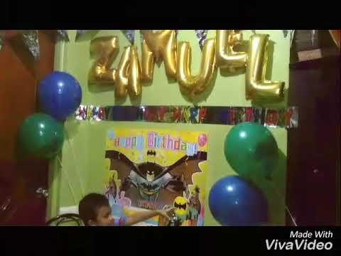 Download Zamuel's 5th Birthday 👦