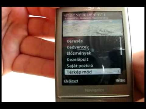 Nokia 6710 zoom bar
