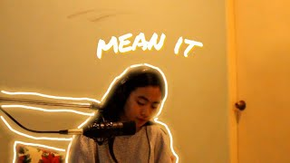 Mean It- Lauv/ Lany  Cover By Zekerya